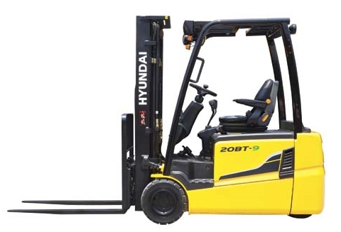 Forklift trucks rental South Wales