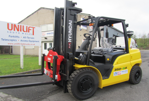 Used forklift trucks for sale South Wales