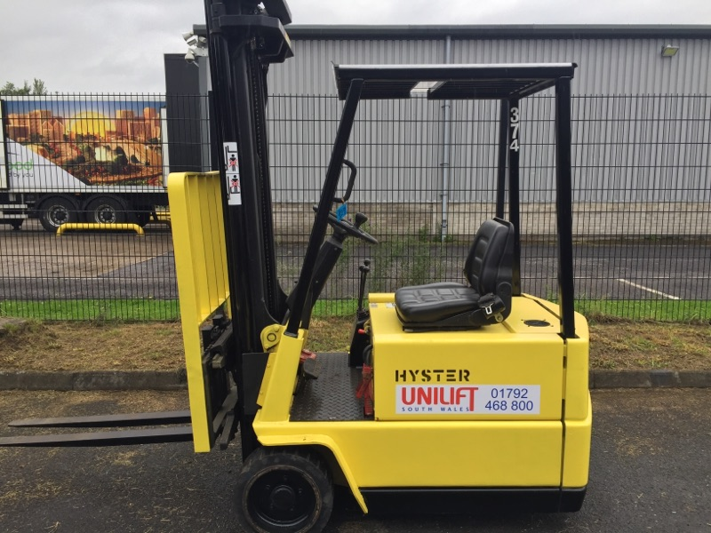 Hyster Electric A1.5XM used forklift