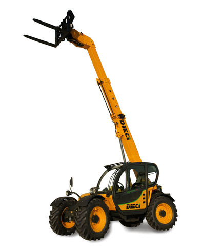 New Dieci Dedalus 28.7 telehandler for sale