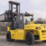 Hyundai 110D-9 heavy counterbalance forklift truck new