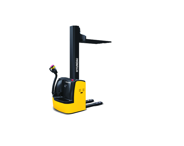 Hyundai 12ESN pallet stacker new for sale