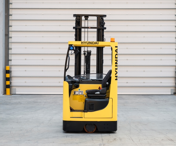 New Hyundai 14BJR-9 reach truck for sale