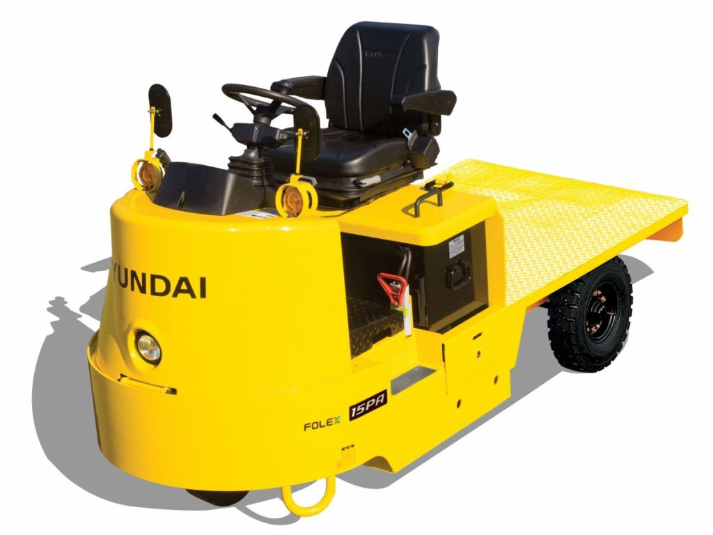 New Hyundai 15PA-7 tow truck for sale