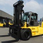Hyundai 160D-9 heavy counterbalance forklift truck new