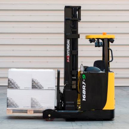New Hyundai 16BJR-9 reach truck for sale