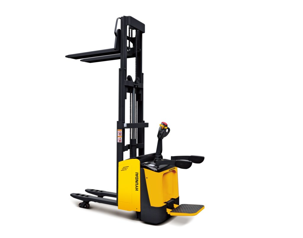 Hyundai 120EPDR pallet stacker new for sale