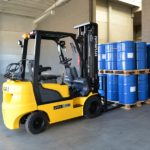 New Hyundai 20L 7M LPG counterbalance forklift truck for sale
