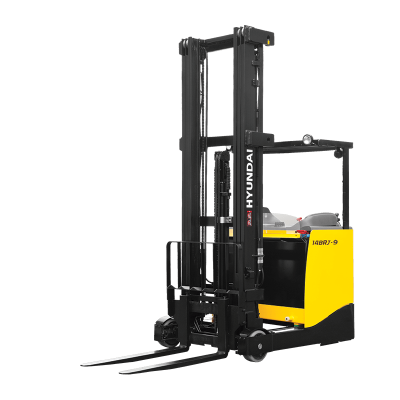 New Hyundai 25BJR-9 reach truck for sale