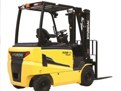 Hyundai 32B-9 4 wheel electric counterbalance new forklift truck for sale