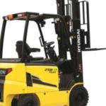 Hyundai 35B-9 4 wheel electric counterbalance new forklift truck for sale
