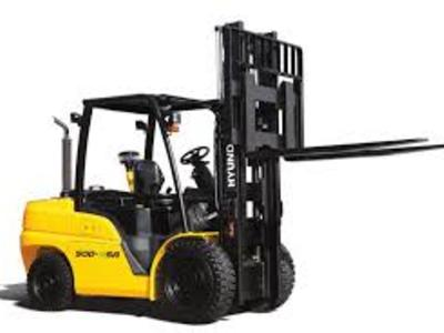 Hyundai 35D 9S diesel counterbalance forklift truck new for sale