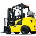 Hyundai 25L-7A LPG counterbalance new forklift truck