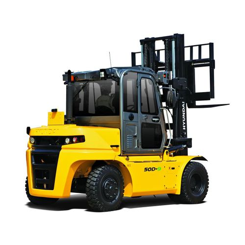 New Hyundai 50D-9 forklift truck for sale