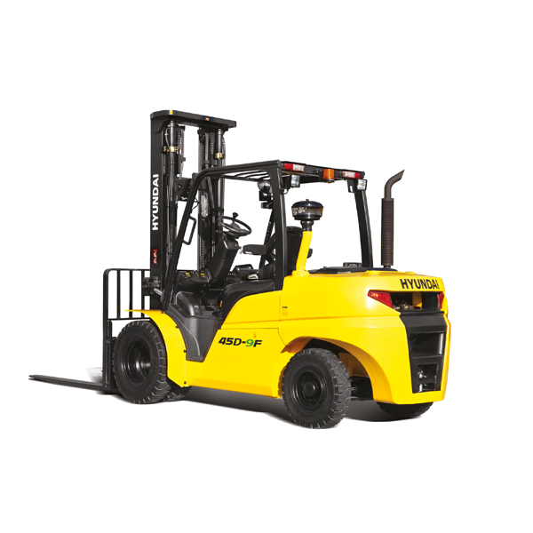 Hyundai 50DA-9F diesel counterbalance new forklift truck for sale