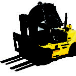 New Hyundai 70D-9 forklift truck for sale