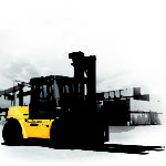 New Hyundai 80D-9 forklift truck for sale