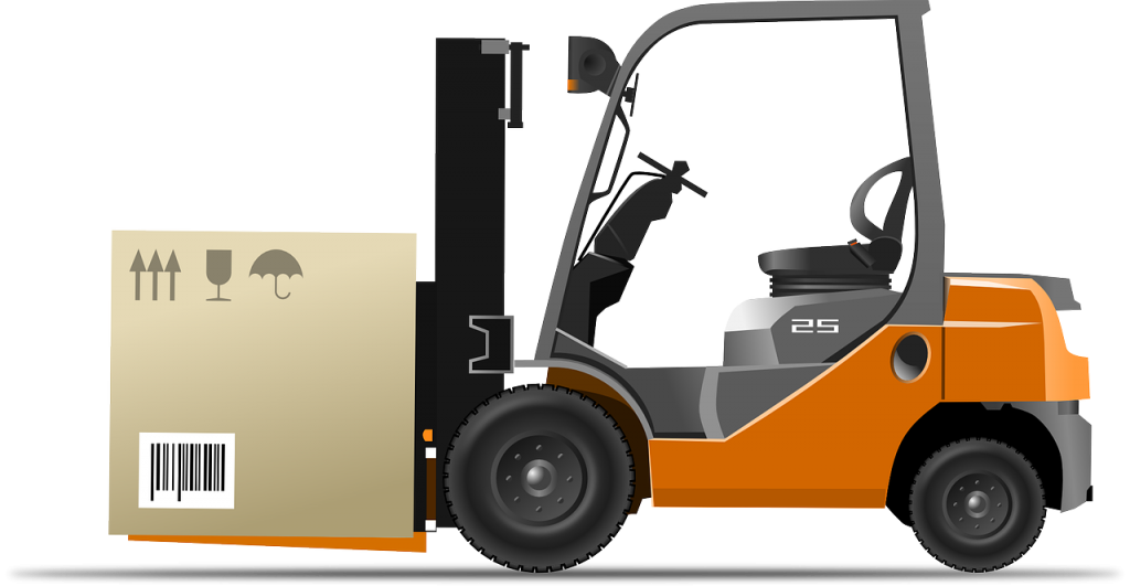How to read forklift load capacity