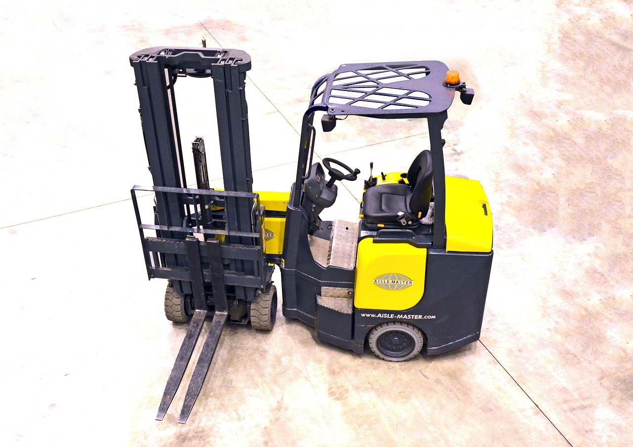 Why should you rent a forklift truck