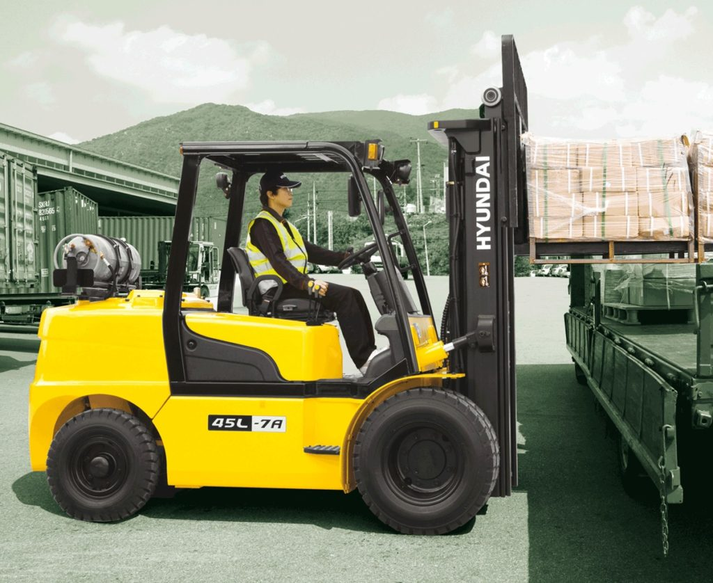 Safety Systems Forklift